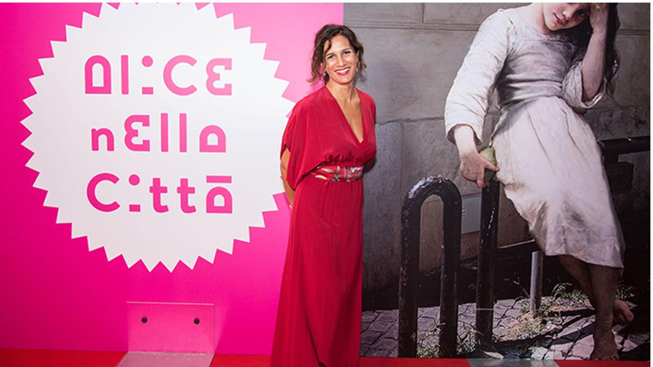 ALICE NELLA CITTÀ - FIORE GEMELLO